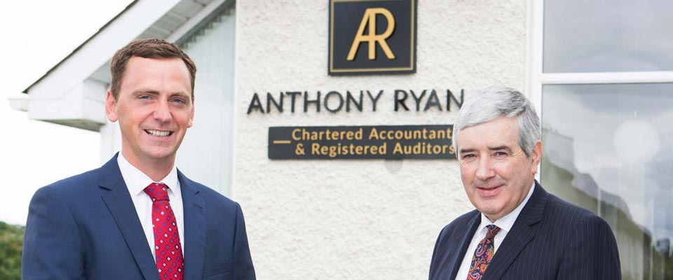 Anthony Ryan Accountants, Wexford- Chartered Certified Accountants